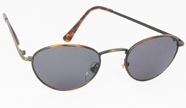Oval modesolbrille