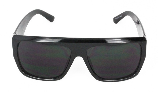 Robust herre solbrille i sort - Design nr. 3085