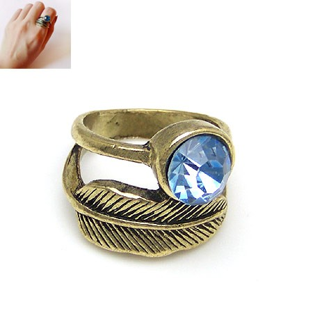 Ring i vintagelook - Design nr. 21