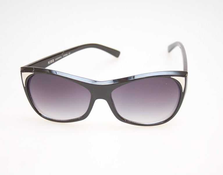 Cateye solbrille i sort - Design nr. 476