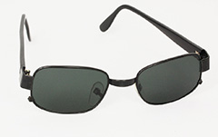 Metal solbrille i sort - Design nr. 3001