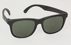 Sort børnesolbrille (1-3 år)