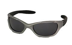 dd8ef5f8cb2b Herre solbrille i mat lysgrå - Design nr. 990